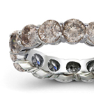 Eternity Bands: OGI, designer, William Goldberg, Caroline Ellen