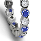 Please feel free to click on the pictures for corresponding rings of that style