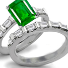 and to the Emerald and other green stones was ascribed great curative power in this respect