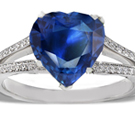 High-quality sapphires are cut to maximize the quality of their color, not their size. At Sndgems.com, you'll find our hand-selected