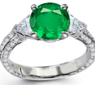 Emerald rings in every cut, shape, style, carat weight, ring size, men, women,metals and design you can think of, all at the legendary prices you expect from America's favorite jeweler.
