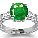 Appraiser Spectroscope Test Results: Natural Emerald