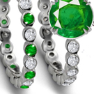 Sandawana Emerald, Genuine Emeralds