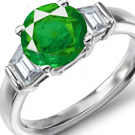 Genuine Emerald, Real Emerald Jewelry