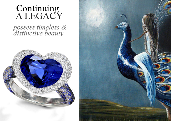 Add Sentiment to Your Engagement Ring with Sapphire Birthstones
