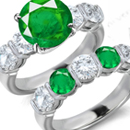 Emerald Rings Jeweler
