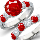 Ruby Ring Styles, Gimmal Ring, Memento Mori Ring, Purity Ring, Signet, Sovereign Ring, Wedding Ring