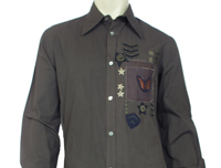 100% aUTHENTIC Just Cavalli Men's Shirt Collection