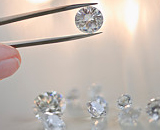Diamond Quality in Earrings